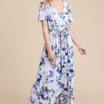 Creighton Wrap Dress