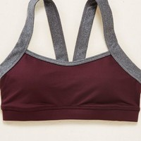 Aerie Women's Lightly Lined V-back Sports Bra