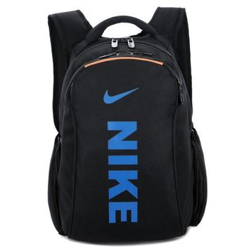 NIKE new travel double shoulder backpack outdoor mountaineering bag sports large capacity student bag