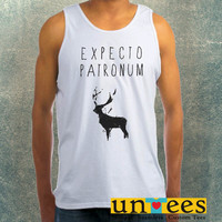 Dear Expecto Patronum Clothing Tank Top For Mens