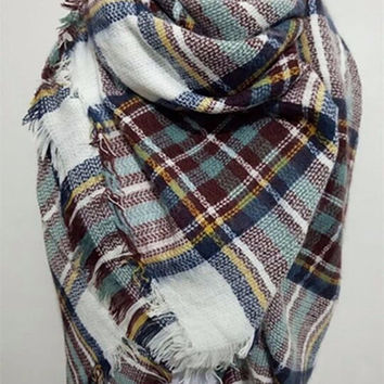 Hot winter scarf for women NO.13 & Winter Gifts
