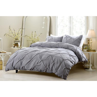 Pleated Bedding Set