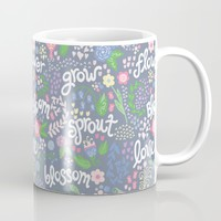 How Does Your Garden Grow Mug by Noonday Design   Society6
