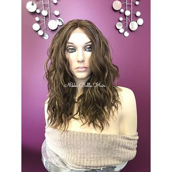 Balayage' lace front wig | ESTHER