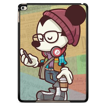 Hipster Mickey Mouse L1579 iPad Air 2  Case