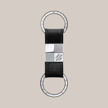 Valet Damier Key Holder - Louis Vuitton key-holders-and-other-accessories - LOUISVUITTON.COM