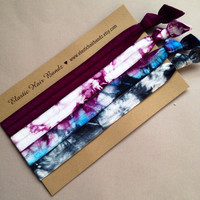The Josie Headband Collection by Elastic Hair Bandz on Etsy