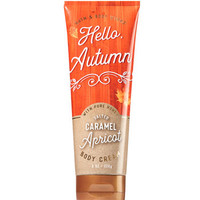Salted Caramel Apricot Body Cream - Signature Collection | Bath And Body Works