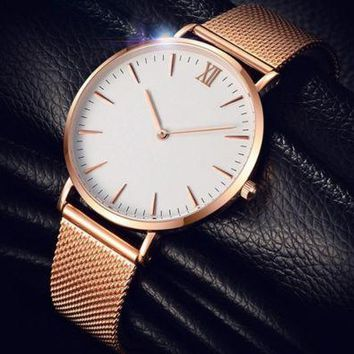 Men Fashion Quartz Watches Wrist Watch