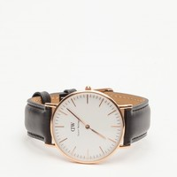 Daniel Wellington Classic Sheffield Lady In Rosegold