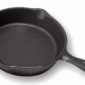 Cast Iron Spoon Rest Mini-Skillet