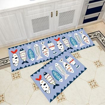 Autumn Fall welcome door mat doormat Simple European Rugs For Kitchen Carpet Rug Cushion Bathroom s Out Cushion Bedroom Bed Blanket Carpet  AT_76_7