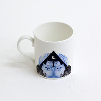 JAGUARSHOES COLLECTIVE — Magic Cat Mug (Small)