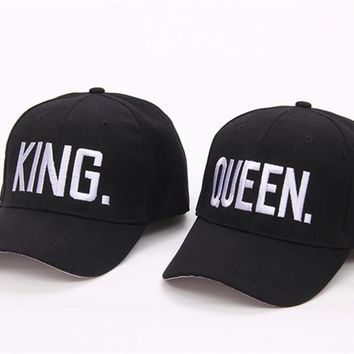 KING / QUEEN Dad Hat