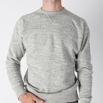 Kicking Mule Workshop Loopwheel Fleece Sweatshirt - CONTEXT CLOTHING - Free Shipping!