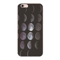 Phases of the moon  iPhone Case 6 6S 7 Plus