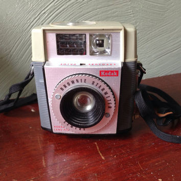 Vintage Kodak Brownie Starmeter Camera