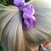 1990's Metalic Scrunchies in 3 Colours
