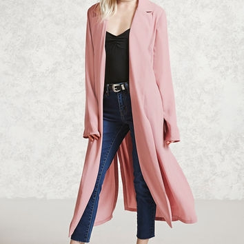 Contemporary Belted Jacket