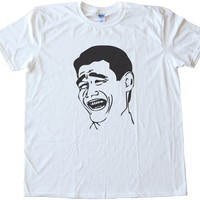 FTS BBALL Player Rage Face High Quality Fashion Tee Shirt
