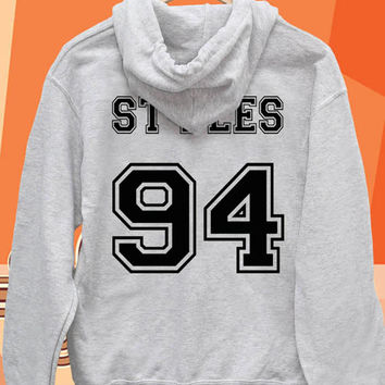 Harry Styles 94  date of birth one direction Pullover hoodies Sweatshirts for Men's and woman Unisex adult more size s-xxl at mingguberkah