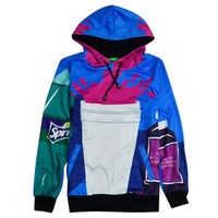 Dirty Sprite All Over Print Sprite and Lean Double Cup Promethazine Codeine Hoodie Day-First™