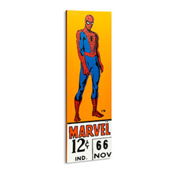 Classic Marvel Comics Corner-Box Art