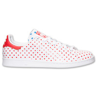 Men's adidas Pharrell Williams Stan Smith Polka Dot Casual Shoes
