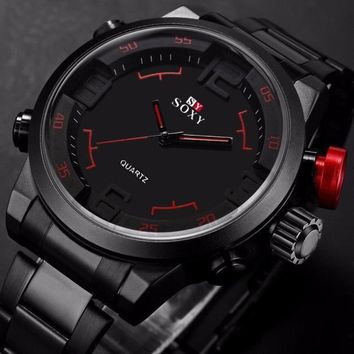 Men Luxury Waterproof Watch