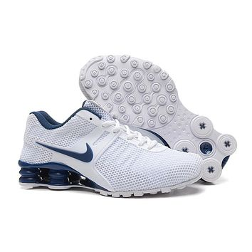 the best attitude 8bda1 6c067 ... coupon code for nike shox current woman men fashion breathable sneakers  sport shoes 92fa1 4a304