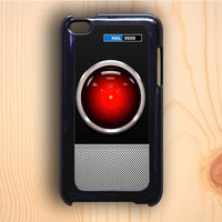 Dream colorful Hal 9000 Hello Dave iPod Touch 4th Generation Case