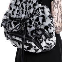 Sinergy Playdate Fur Backpack [B]
