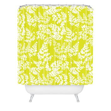 Aimee St Hill Spring 3 Shower Curtain