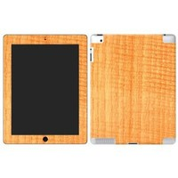 "Fiddleback Chestnut ""Protective Decal Skin"" for the iPad 2"