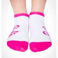 Barbie Mix And Match No Show Socks 10 Pk
