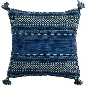 Trenza Pillow | Blue