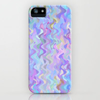 Confetti Spaghetti in Lavender iPhone Case by Lisa Argyropoulos | Society6