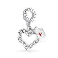Bling Jewelry Hello Nurse Charm
