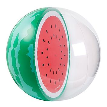 Watermelon XL Inflatable Beach Ball