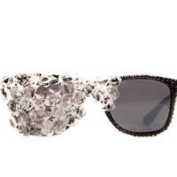 Lady Gaga Crystal Glasses - Swarovski Finish