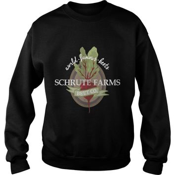 Schrute Farms T Shirt Sweatshirt Unisex