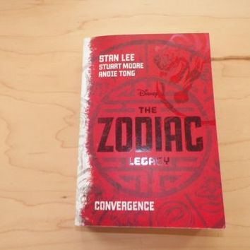 Zodiac: Convergence by Stan Lee and Stuart Moore (2015, Paperback)