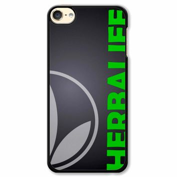 Black Herbalife iPod Touch 6 Case