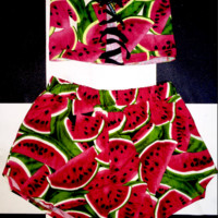 SWEET LORD O'MIGHTY! THE WATERMELON SET