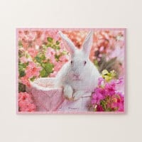 "Happy Easter Puzzle 11"" x 14"", 252 Piece"