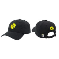 Iowa Hawkeyes ANF Unstructured Cap :: America Needs Farmers :: Black & Gold Shop