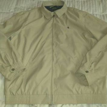 Polo Ralph Lauren khaki/tan Jacket NEW