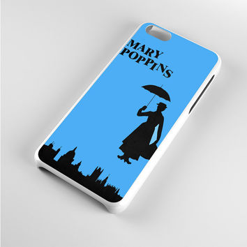 Mary Poppins Black iPhone 5c Case