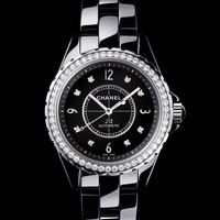 CHANEL - Watchmaking - J12 29 MM DIAMONDS watch - H2571