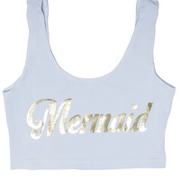 Mermaid Bralet